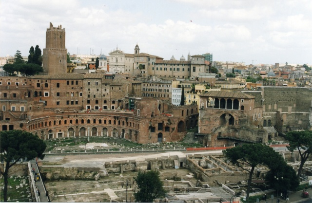 Voyage en Italie : ROME Roma0013