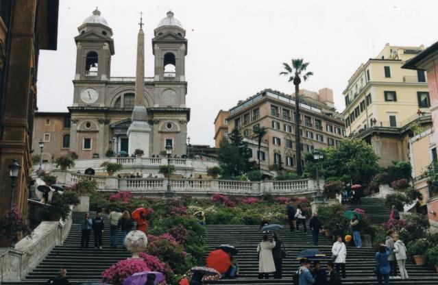Voyage en Italie : ROME Roma0016