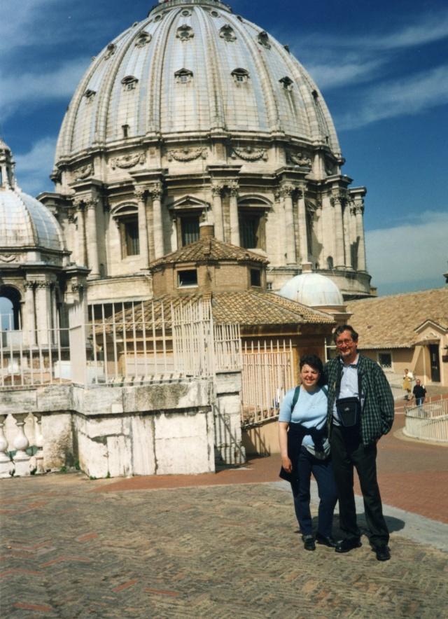 Voyage en Italie : ROME Roma0110