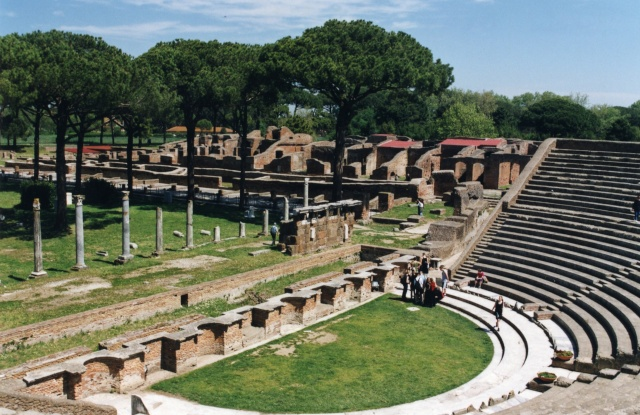 Voyage en Italie : ROME Roma0112