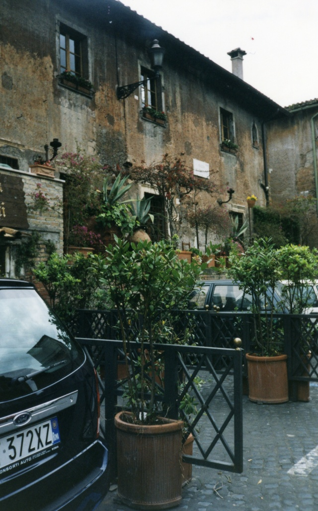 Voyage en Italie : ROME Roma0117
