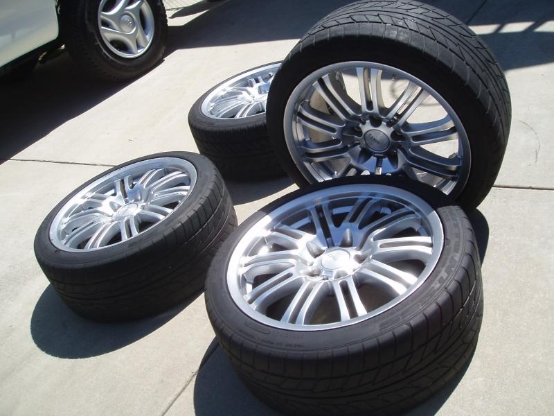 """AB-EINTZ Pin Type wheels 18"""" P1010010"""