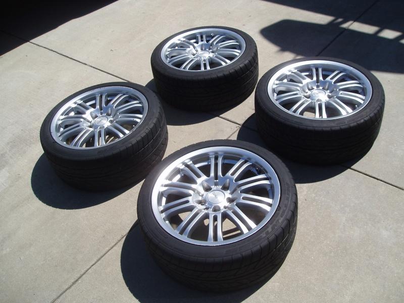 """AB-EINTZ Pin Type wheels 18"""" P1010011"""