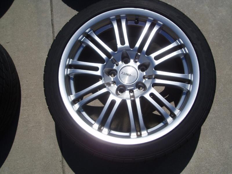 """AB-EINTZ Pin Type wheels 18"""" P1010012"""