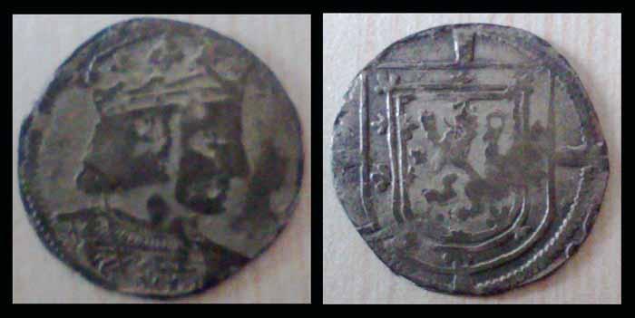 Groat d'argent de James V (1513-1542) Petite12