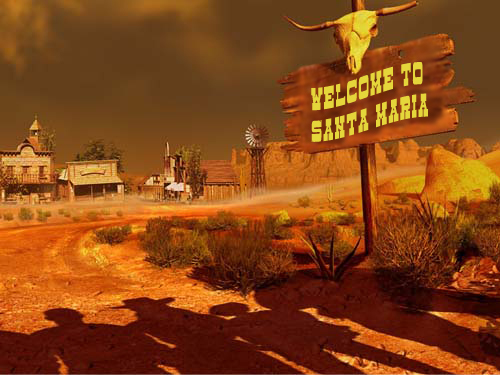 Santa Maria - The West
