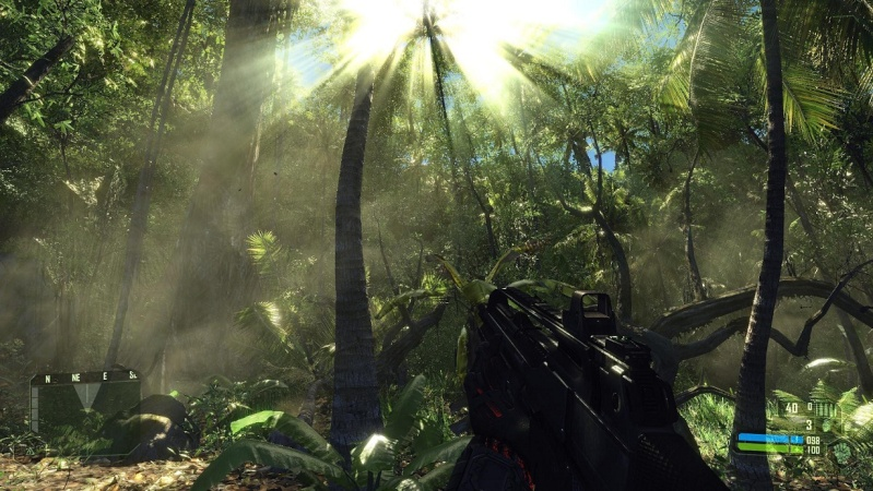 Crysis! - Best Graphics Yet! Crysis11