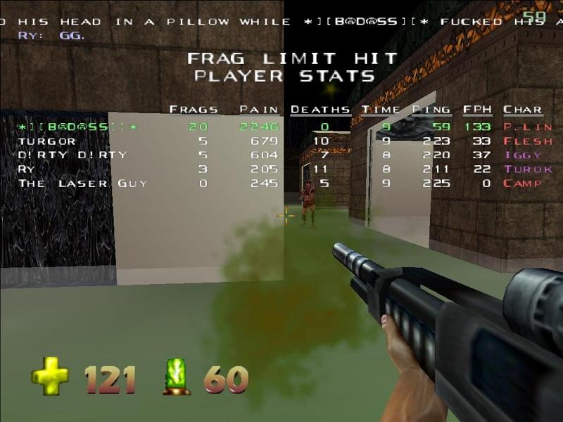 Last pr0 screenshots Zerode13