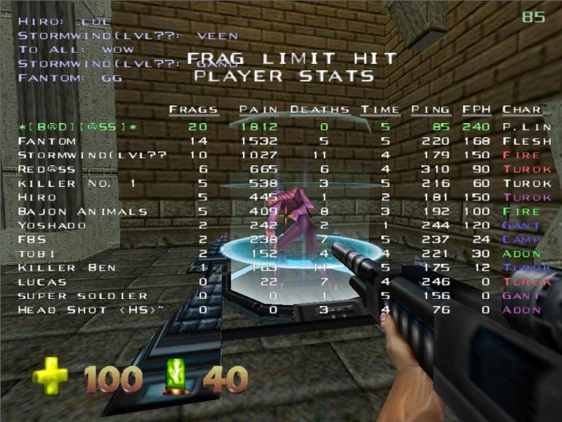 Last pr0 screenshots Zerode14