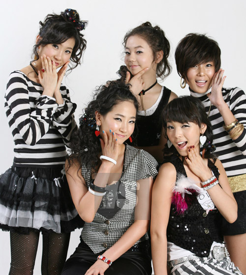 Wonder Girls 20071210