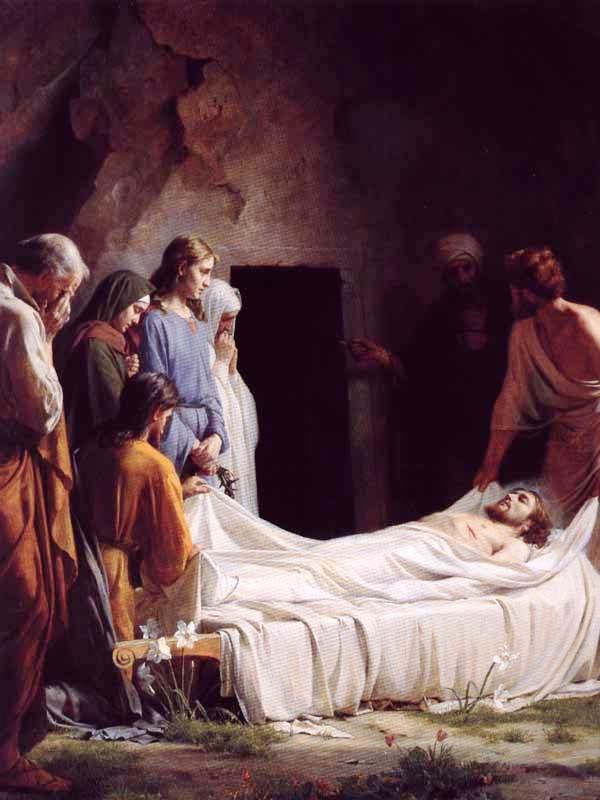 La Passion en image - Page 5 Burial10
