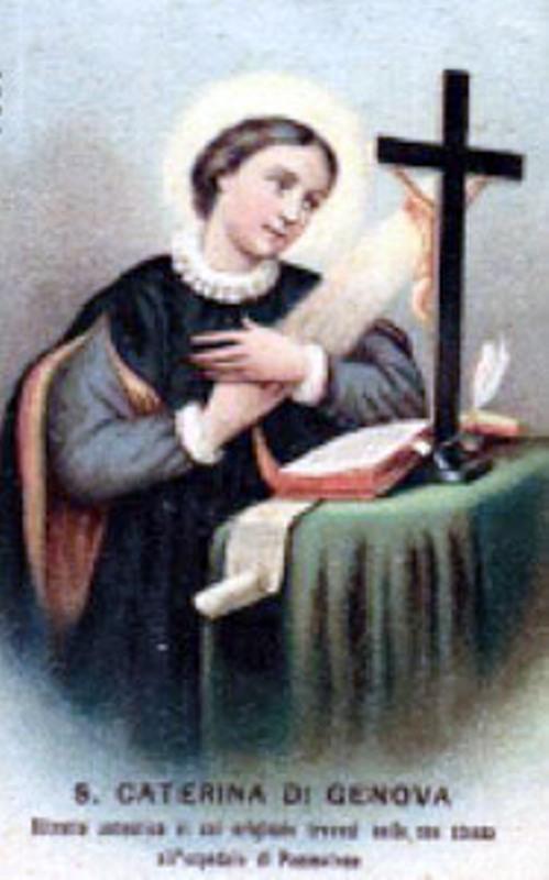 Sainte Catherine de Gênes Genes10