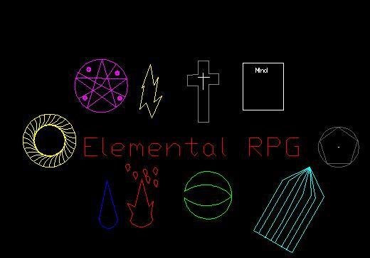 Elemental RPG