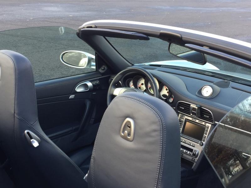 PORSCHE 997 4S Cabriolet, 39500 km, 2007, très optionnée Img_1417