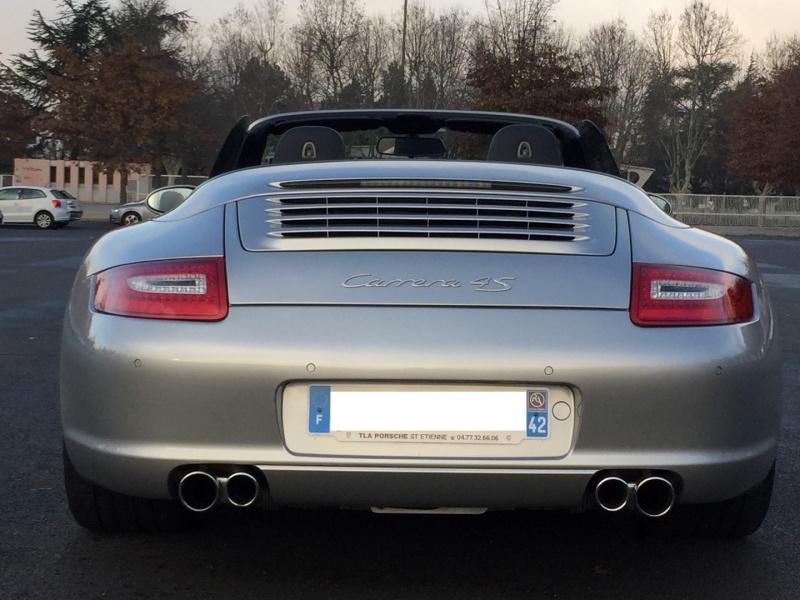 Vente Ensemble feux leds (av+arr+lat) 997 Phase 1 + Housse int Porsche Img_1423