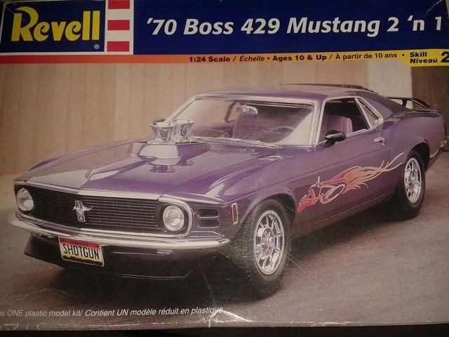 Mustang '70 modifiée 20160510