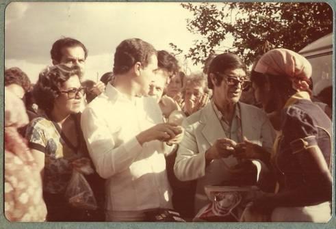 La première rencontre de Divaldo Franco avec Chico Xavier. 410