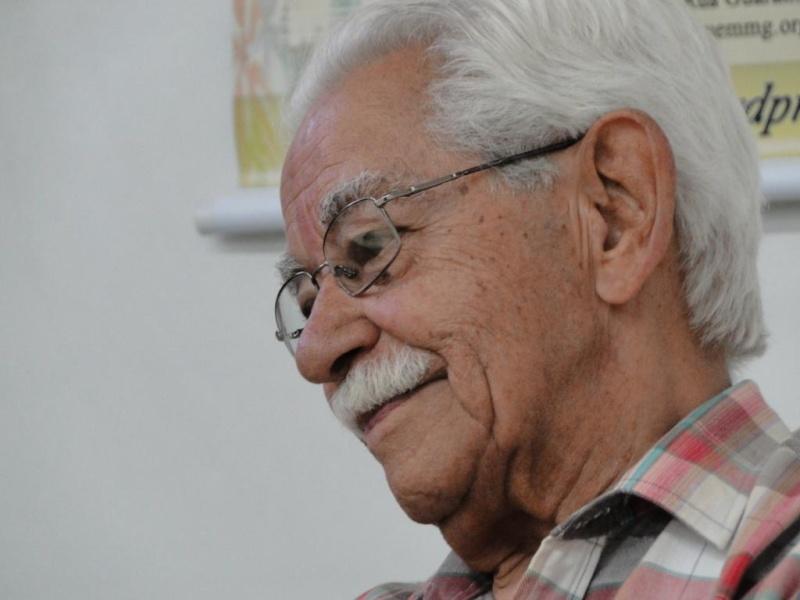 La première rencontre de Divaldo Franco avec Chico Xavier. Dsc09010
