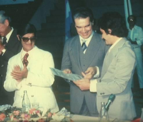 La première rencontre de Divaldo Franco avec Chico Xavier. Image010