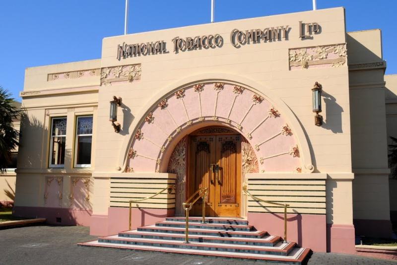 Napier, Art Deco City en Nouvelle-Zélande !! 74389810