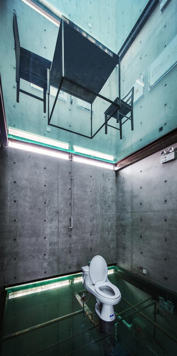 Vertical Glass House, Shangai (Chine) Interi11