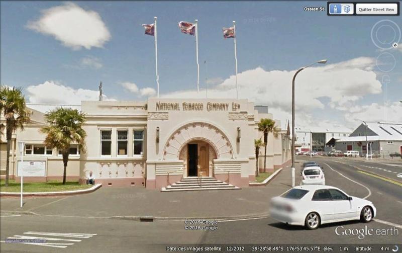 Napier, Art Deco City en Nouvelle-Zélande !! Nation10