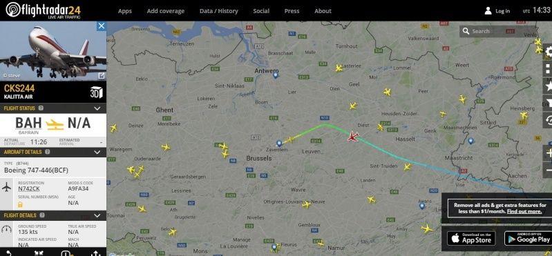 radarvirtuel.com/Flightradar24.com : tous les avions en vol en direct sur une carte - Page 4 Zavent10