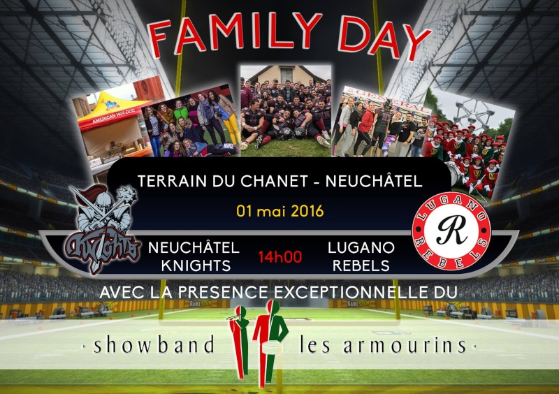 KNIGHTS FIRST FAMILY DAY 12983810