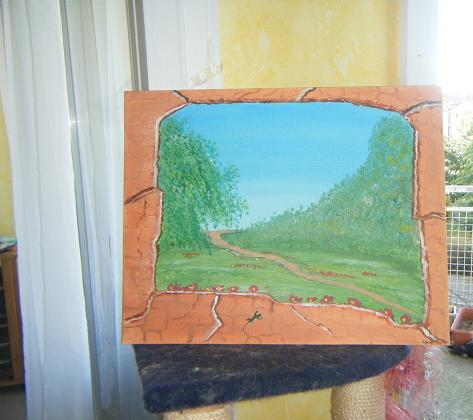 mes peintures Toile210