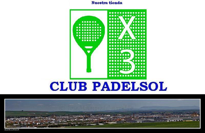 PATROCINADO POR PADELX3