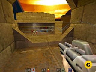 حصريا اللعبة الخرافية : Quake 2 Full Quakei10