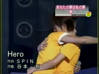 24h Tv Lettre d'Aiba à Arashi Vlcsna10