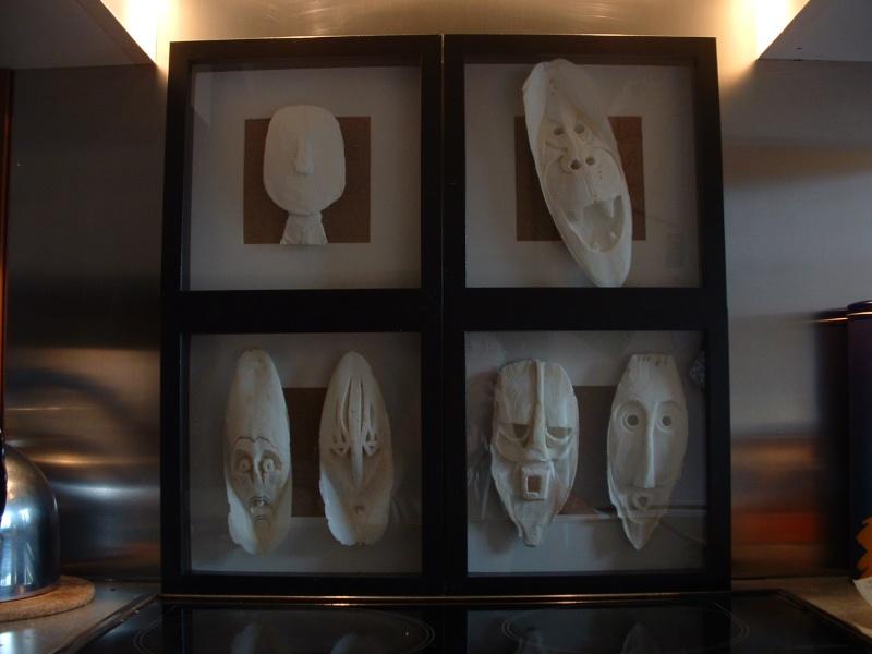 Ulysse92 - peintures et sculptures Masque10