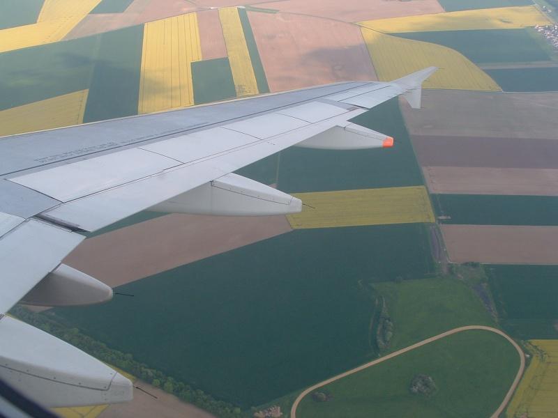 Dans les airs Pau20010