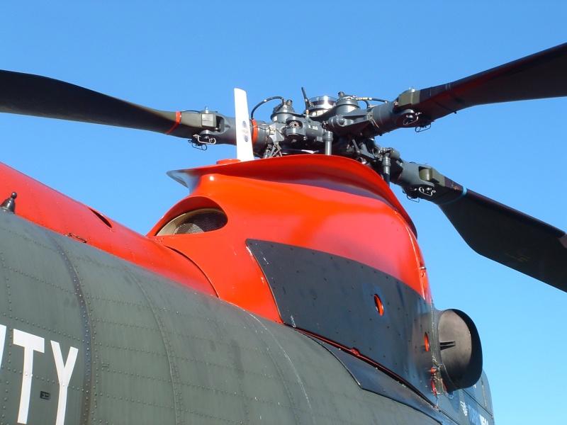 Dans les airs en hélicoptère Pau20025