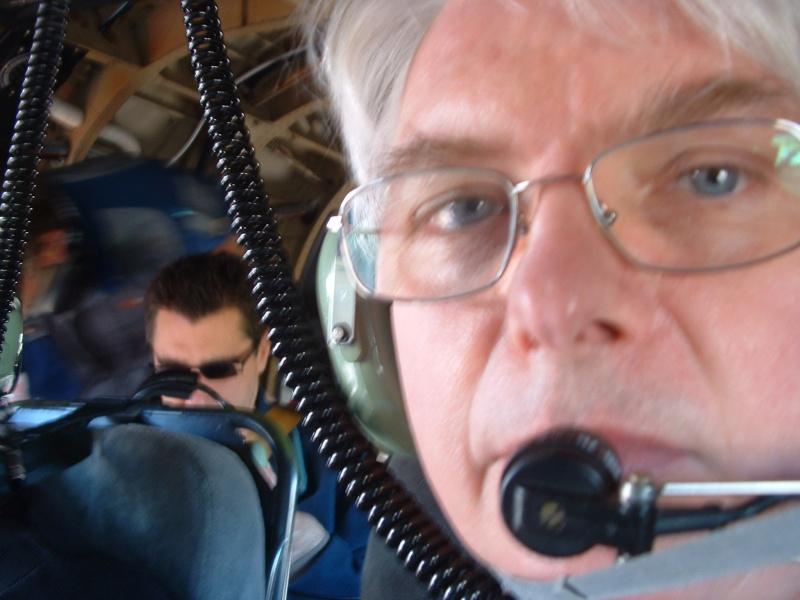 Dans les airs en hélicoptère Pau20026