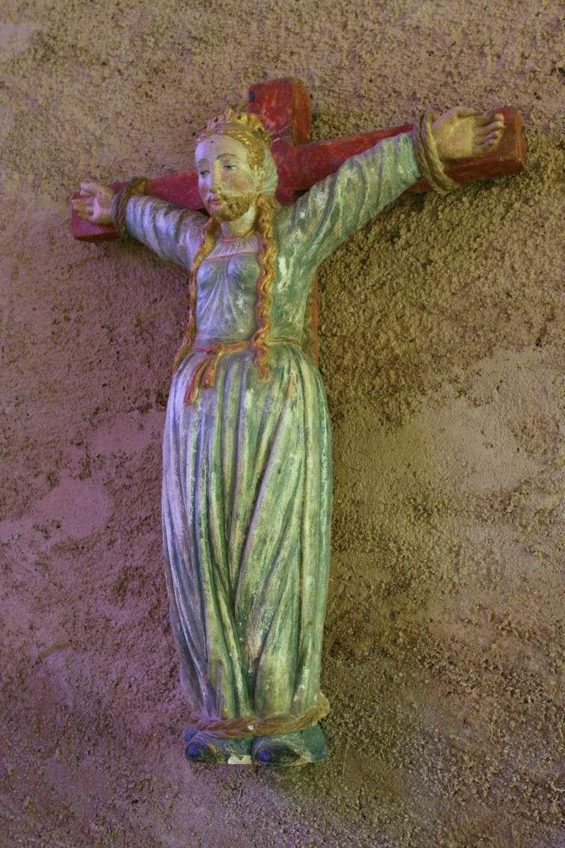 Crucifixions dérangeantes Sainte10
