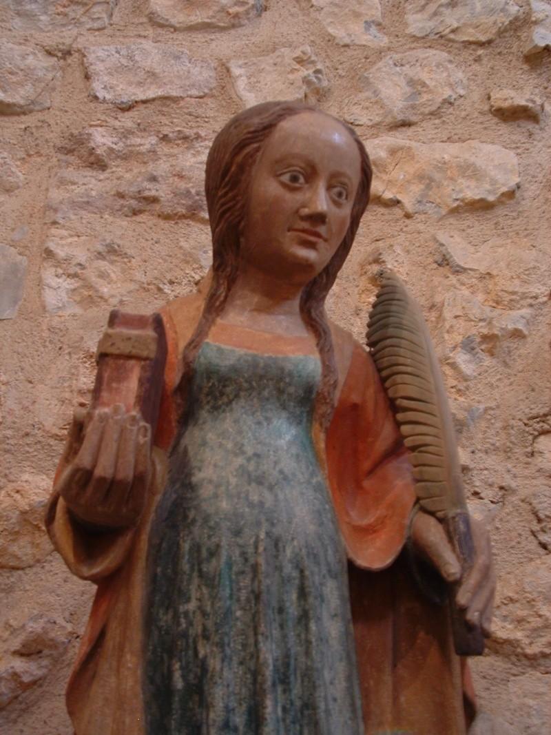 Eglise-musée de Saulges (Mayenne) Saulge11