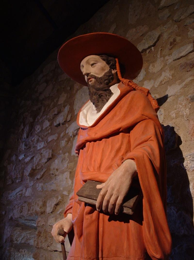 Eglise-musée de Saulges (Mayenne) Saulge14