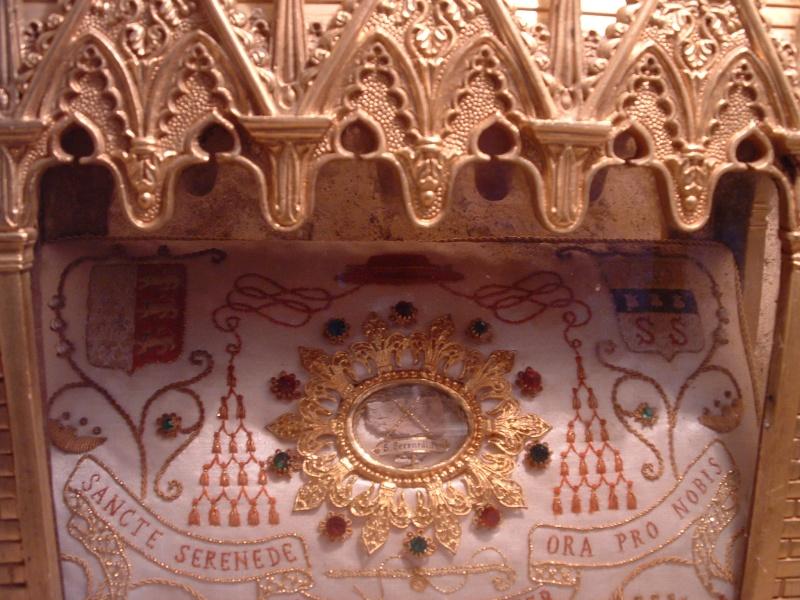 Eglise-musée de Saulges (Mayenne) Saulge15