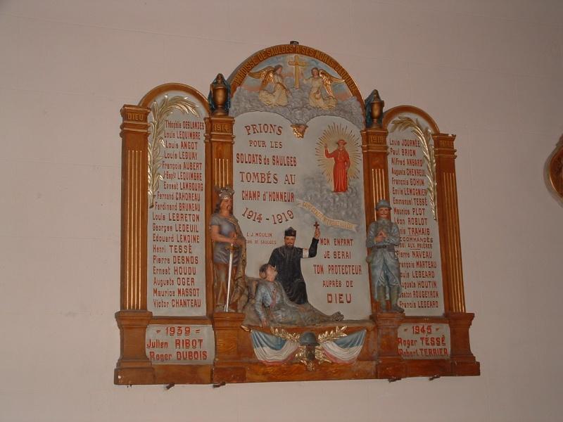 Eglise-musée de Saulges (Mayenne) Saulge16