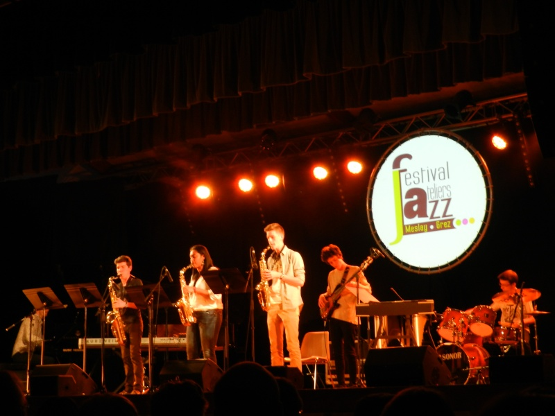 Festival de Jazz de Meslay-du-Maine (Mayenne) 2015 Vauvyr43