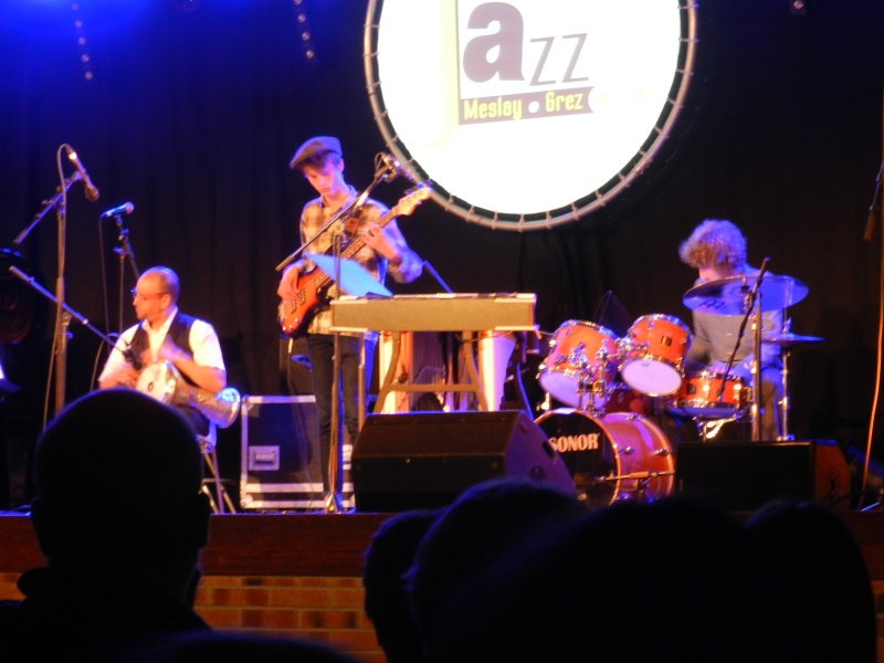 Festival de Jazz de Meslay-du-Maine (Mayenne) 2015 Vauvyr45