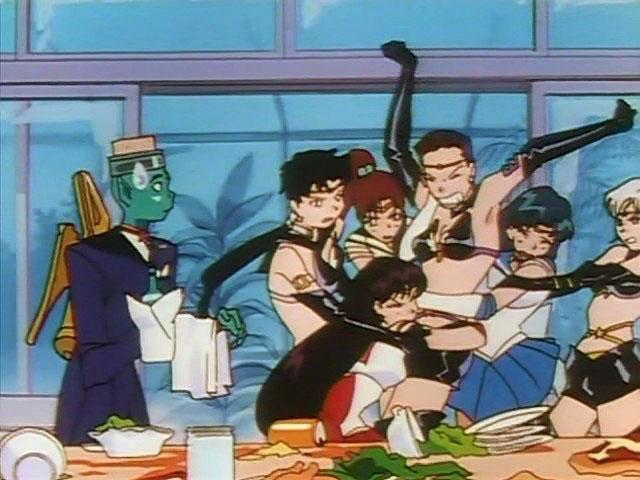 Lustige Sailor Moon Screenshots Bscap010