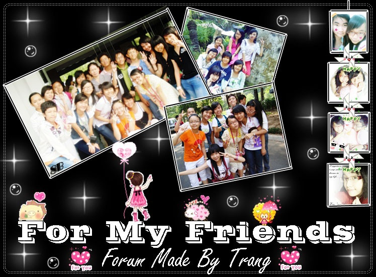 Trang and Friends 's World