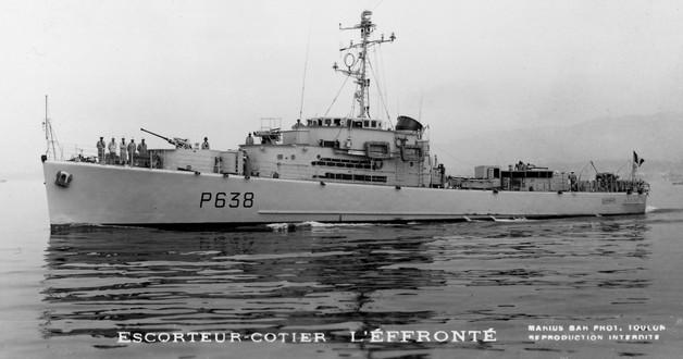L'ÉFFRONTÉ (E.C.) Ptijo610