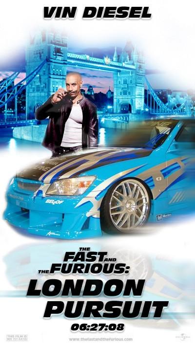 Fast And The Furious 4[ORIGINAL] 11cclc11