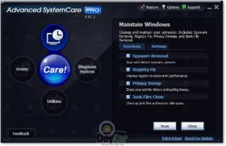 Advanced WindowsCare 3.2.0 Rr156h10