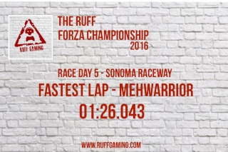 The Ruff Forza Championship 2016 - Race Day 5 Rd5_fa10