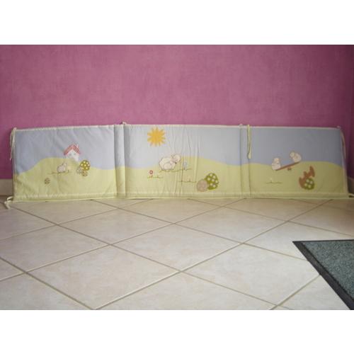 Chambre bébé : thème moutons - Premières photos P4 Idee_p10